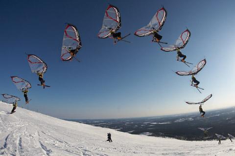 Ice Skates For Sale >> Kitewing - Lightweight Handheld Wings - Kitewing