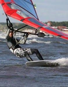kitewing handheld wings