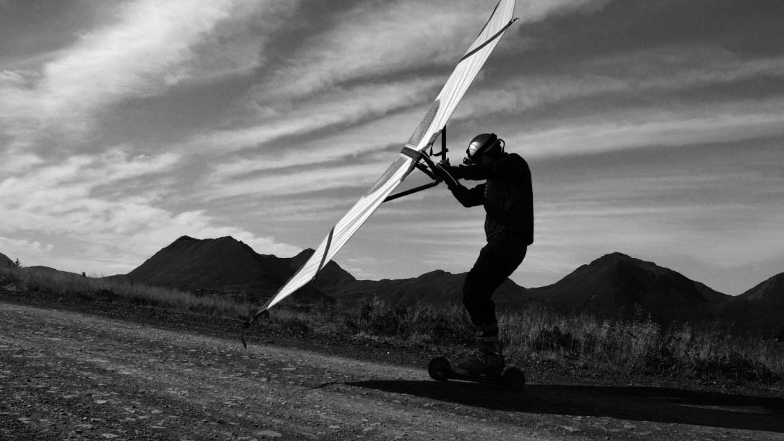 Kitewing Blades Jump