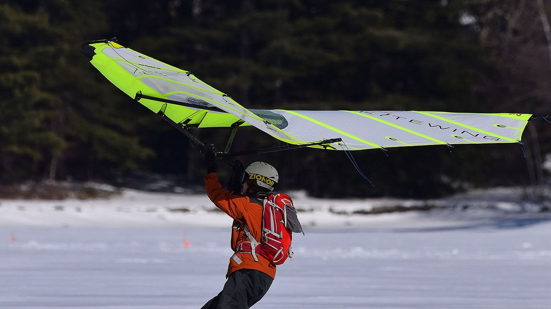 Let There Be Lights And Kites Again >> Kitewing Lightweight Handheld Wings Kitewing